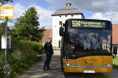 How to get here - Hässleholm Tourist Center